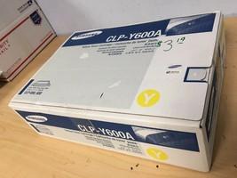 Samsung CLP-Y600A - Brand New | Genuine | Oem | Nib - $23.99