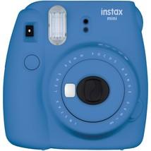 Fujifilm 16550667 instax mini 9 Instant Camera (Cobalt Blue) - $92.32