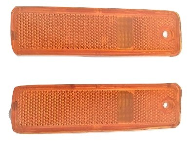 A-Team Performance 83-88 FORD RANGER AMBER SIDE MARKER SET 84-88 FORD BRONCO II