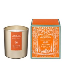Crabtree & Evelyn Frosted Spicewood Fragrance Scented Poured Candle 7.1 Oz - $50.00