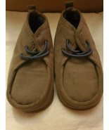 Baby B'gosh Shoes toddler  Boots Size 4 house shoes - $14.86