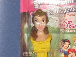 "Disney Princess ""Belle"" Candy Dispenser by PEZ. - $8.00"
