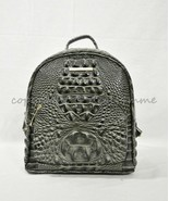 NWT Brahmin Mini Dartmouth Leather Backpack in Serpentine Melbourne - $269.00