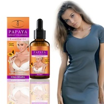 Breast Enhancement Essential Oils Breast Augmentation Promote Breast Gro... - $12.99