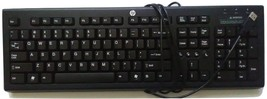 HP WIRED KEYBOARD - $363,14 MXN