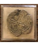 ATOCHA 1622 SHIPWRECK FISHER GRADE 1 BOLIVIA 8 REALES PIRATE GOLD COINS ... - $1,985.00
