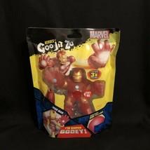Heroes Of Goo Jit Zu - Marvel - Iron Man - Superheroes - $24.60
