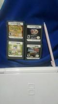 Nintendo ds games lot of 4 games + pink stylus pen Ben 10 protector eart... - $29.39