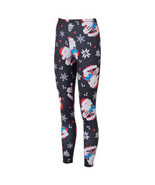 Rudolph The Red Nosed Reindeer Ugly Christmas Leggings - $20.99