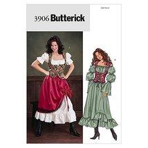Butterick Patterns B3906 Misses'/Misses' Petite Costume, Size 18-20-22 - $14.70