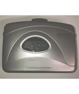 LENOXX SOUND Model 820M Silver Gray Cassette Player sold as not working - $14.01