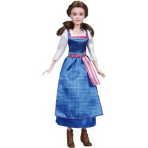 Disney Beauty and the Beast Movie Village Dress Belle Doll Emma Watson 2017 - $15.83