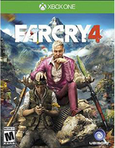 FAR CRY 4 (REPLEN ONLY)  - Xbox One - (Brand New) - $31.11