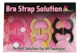 Fullness Women's Bra Strap Solution For Criss Cross Back Clothing 7091