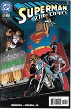 Action Comics Comic Book #752 Superman Dc Comics 1999 Very FINE- Unread - $1.99