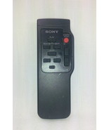 Sony VTR RMT-708 for Camera VTR Remote Control Tested Working - $14.80