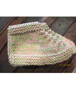 hand knit slippers - $5.00