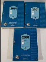2001 gmc savana express van & gh service repair workshop manual set orig... - $198.28