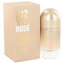 212 VIP Rose by Carolina Herrera 1.7 oz EDP Spray Perfume for Women New in Box - $48.91