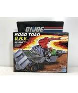 GI JOE Road Toad B.R.V. Battlefield Recovery Vehicle - Hasbro 1987 FS - $47.40
