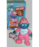 "16"" Berry Lovin'! Color Changing TALKING BABY SMURF DOLL MIB NEW - $78.32"