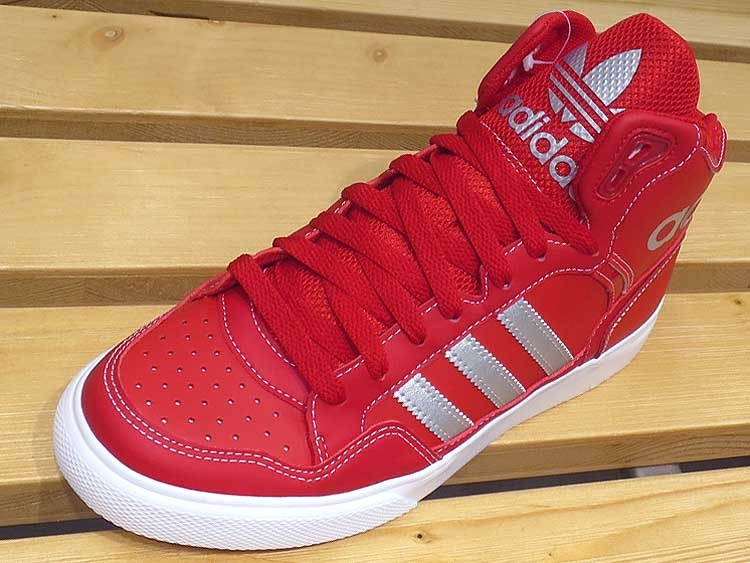 Primary image for Adidas Originals Extaball W Scarlet/Silver/White EE3824