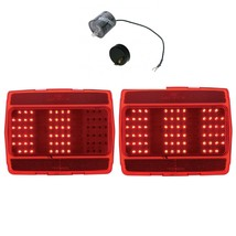 United Pacific  LED Sequential Tail Light Set & Flasher 1964-1966 Ford M... - $105.91