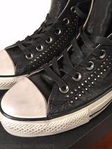 Varvatos Split X Leather Black CTAS Hi Sneaker 153883C Seam John Converse gUZFn