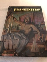 Pre-owned Hard Cover Illustrated  Junior Library  Book Frankenstein by M... - $11.30