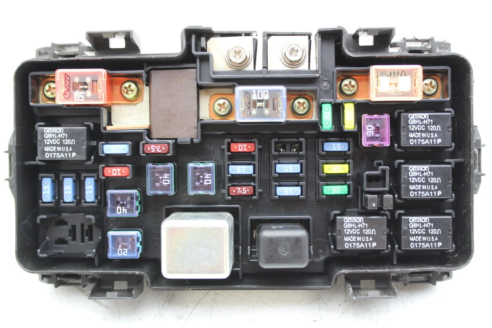 2004 Honda Element Fuse Box Wiring Library 2003 Diagram Image Details 03 11 Scv V1 Fusebox And Similar Items Problems