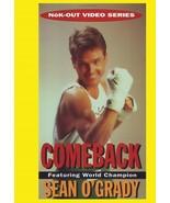 Nok Out #2 Boxing Comebacks DVD Sean O'Grady offensive & defensive techn... - $23.50