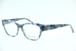 NEW MICHAEL KORS MK 4037 3209 BLUE EYEGLASSES AUTHENTIC RX MK4037 53-16 - $58.81