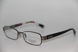 New Coach Hc 5003 Iris 9025 Silver Eyeglasses Authentic Frame Rx HC5003 50-16 - $54.15