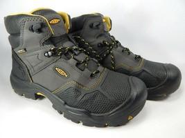 Keen Logandale Sz 11 M (D) EU 44.5 Men's WP Steel Toe Work Utility Boots... - $130.00 CAD