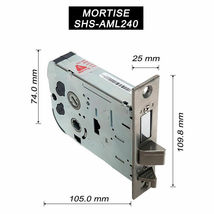 [Express] Samsung SHS-H700 Biometric Fingerprint Door Lock English Interface image 7
