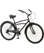 "Men's 29"" Midway Cruiser Bike Steel Frame Comfort Ride, 7 Speeds - $284.15"