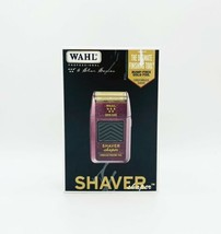 WAHL Professional 5 Star Cord/Cordless Rechargeable Shaver/Shaper #8061-100 - $67.99