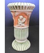 "Roseville Donatello Pattern -6 3/4"" Tall Vase #2 - $50.69 CAD"