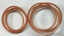 2 Belts for Delta 11-950 Type 2 part #1310066 1349939 #MNSW - $45.00