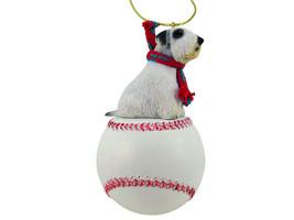 Sealyham Terrier Baseball Ornament - $17.99
