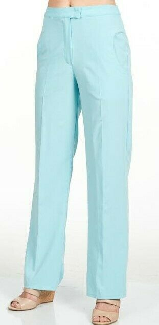 Stylish Women's Golf & Casual Straight Leg Pant in Sage Green - GolderWear image 4