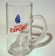 Molson Export The Y2K Mug Collectible Glass Beer Mug - $11.88