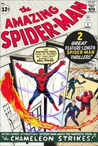 "Marvel Comic Covers Stand-Up Display ""The Amazing Spiderman"" #1 - Collec... - $15.99"