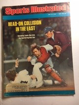 Sports Illustrated May 31, 1976 Lou Pinella Yankees and Carlton Fisk Red... - $2.96