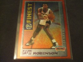 1995-96 Topps Finest Mystery #M11 David Robinson -San Antonio Spurs- - $3.12