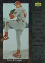 1994 Upper Deck #6 Ricky Bottalico RC - $0.50
