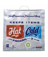Hot Cold Bag     Insulated Thermal Cooler, Grocery Size - $46.05