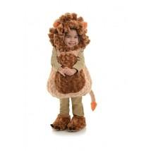 Underwraps Leone Ventre Bambini Zoo Animale Neonato Costume Halloween 26114 - $30.27