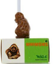 No.47 Orangutan Miniature Porcelain Figurine Picture Box Whimsies by Wade image 3