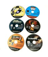 Ps2 Playstation 2 Video Game Lot 6 Game Bundle Simpsons Metal Arms Morta... - $39.99